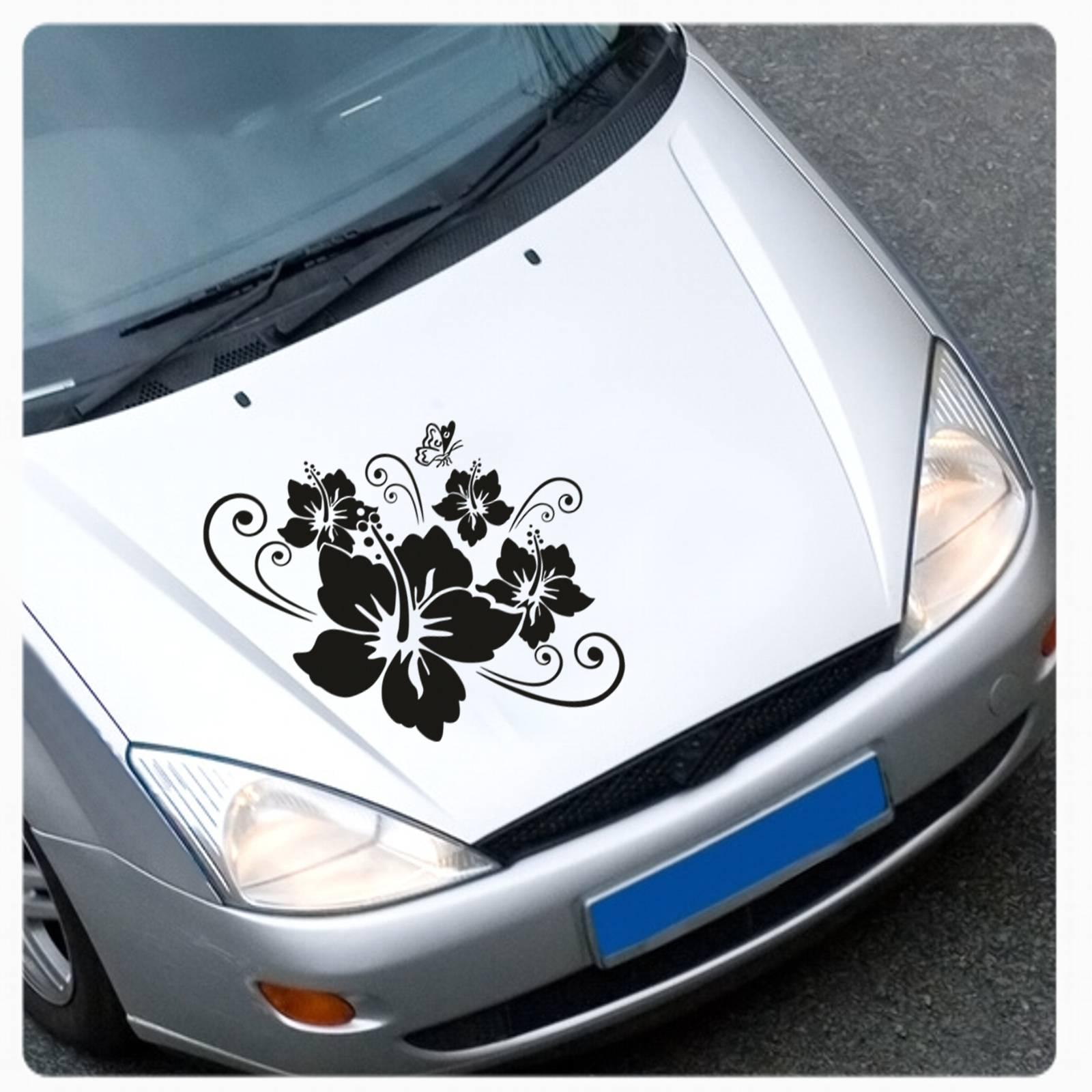 Tier Schmetterling Folie Tribal Auto Aufkleber
