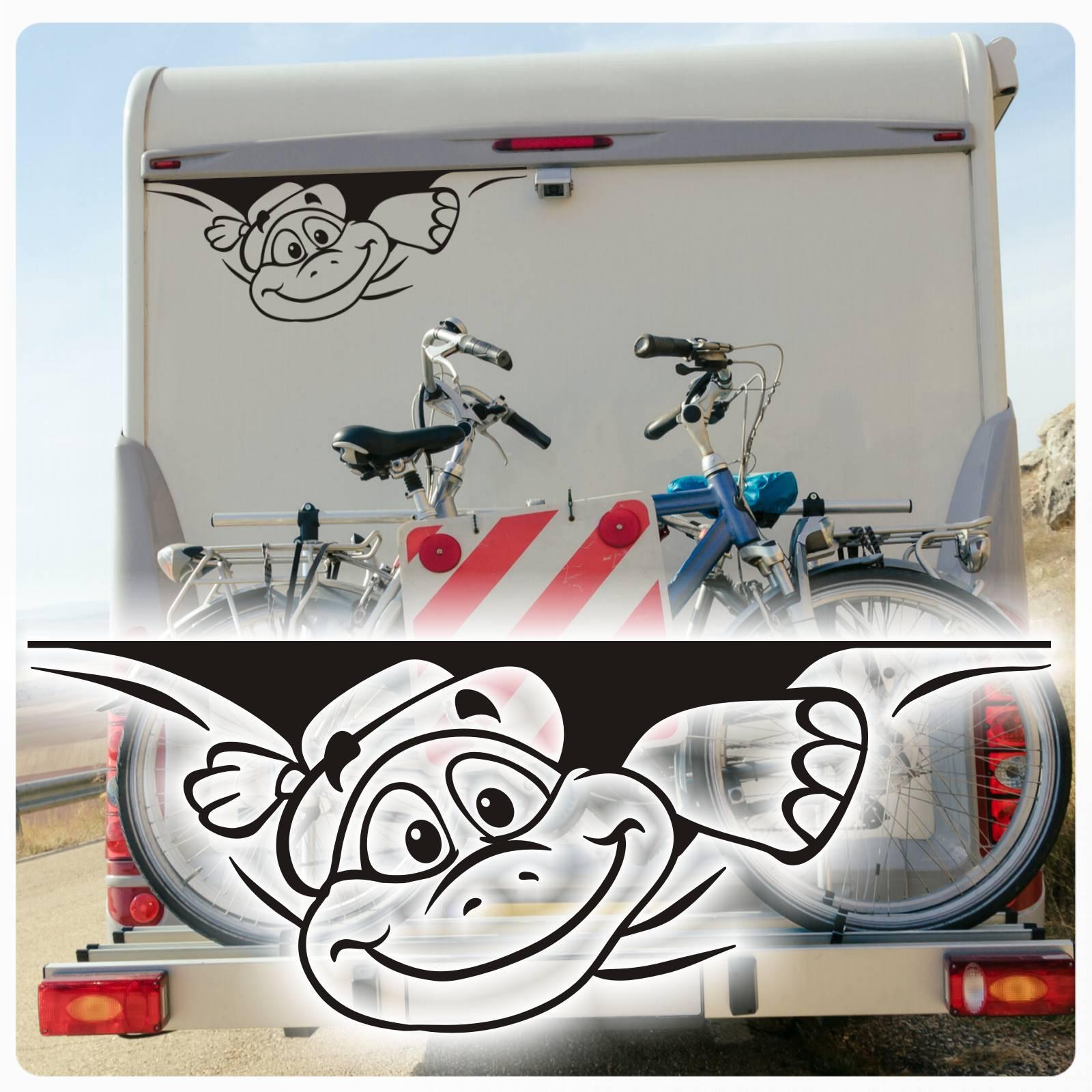 Schildkröte Sticker Auto Aufkleber Wohnmobil WOMO Hetz mich nicht