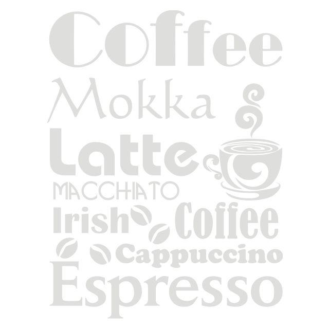 Kaffee Auf Tapete Entfernen : W045 Coffee Kaffee Wandtattoo Wandaufkleber K?che –